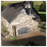 Our Work - Impact damage in Mid  Wales to listed bread oven building